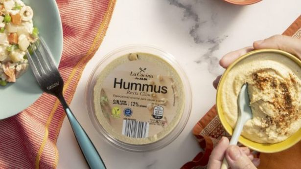Oferta de Hummus receta clásica por 0,75€