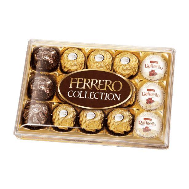 Oferta de Bombones Ferrero Collection por 6,99€