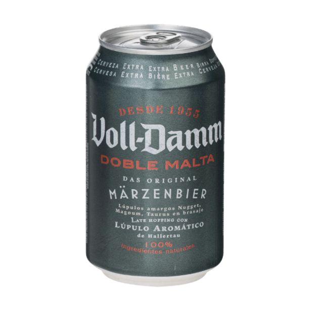 Oferta de Cerveza doble malta por 0,7€