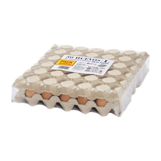Oferta de Huevos L cría en suelo por 3,39€