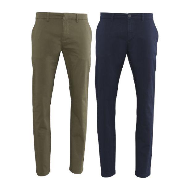 Oferta de Pantalón chino por 9,99€