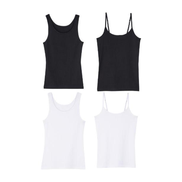 Oferta de Camiseta de tirantes para mujer por 2,99€