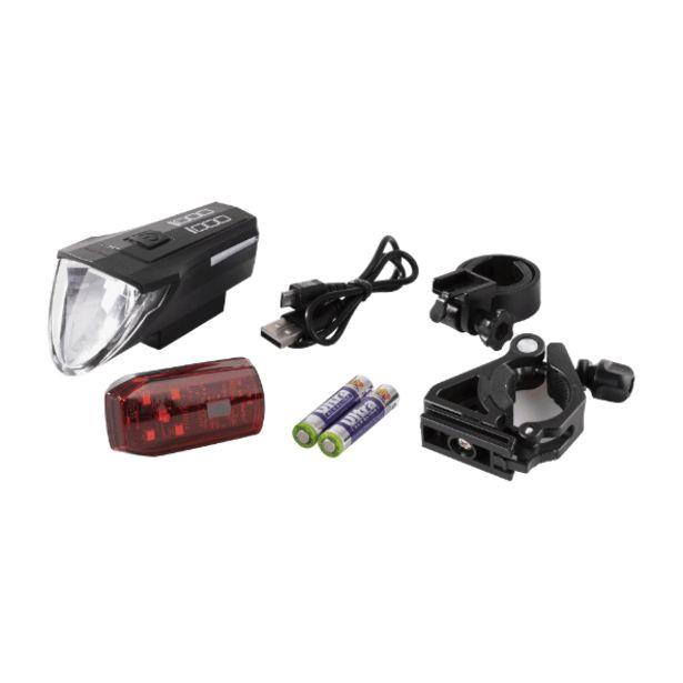 Oferta de Luces LED para bicicleta por 11,99€