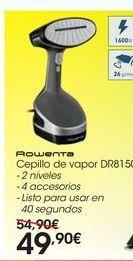 Oferta de Cepillo de vapor DR8150 por 49,9€