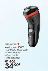 Oferta de Afeitadora R3000 por 34,9€
