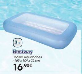 Oferta de Piscina Aquababes por 16,9€