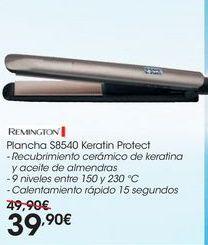 Oferta de Plancha S8540 Keratin Protect por 39,9€