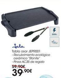 Oferta de Tabla asar JEPR001 por 39,9€