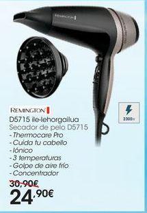 Oferta de Secador de pelo D5715 por 24,9€