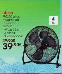 Oferta de Circulador FF0350 por 39,9€
