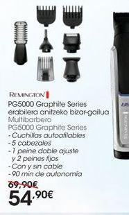 Oferta de Multibarbero PG5000 Graphite Series por 54,9€