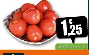 Oferta de Tomate pera, el kg por 1,25€