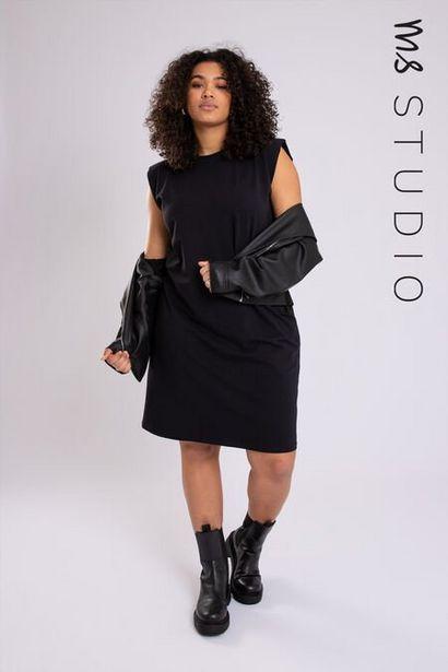 Oferta de Vestido con detalle en los hombros por 20€