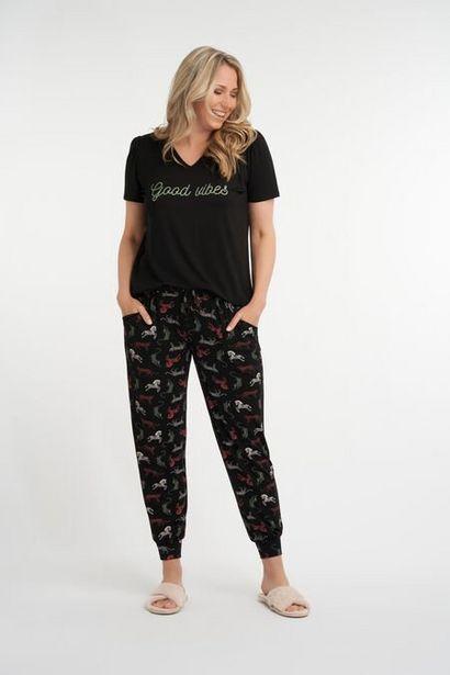 Oferta de Conjunto pijama por 15€