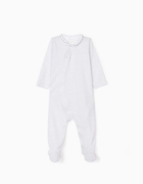 Oferta de Pelele para Recién Nacidos, Blanco por 19,99€