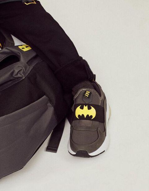 Oferta de Zapatillas para Niño 'Batman', Gris Oscuro por 29,99€