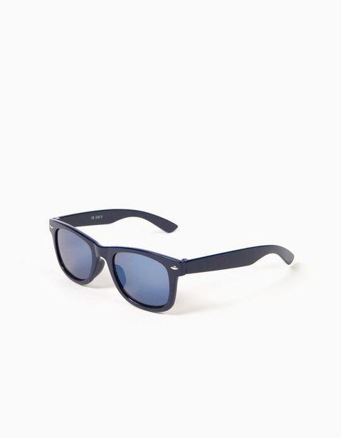 Oferta de Gafas de Sol Azules por 3,99€