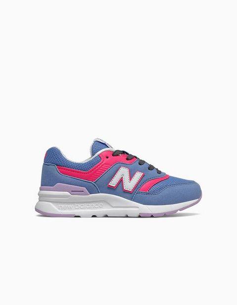 Oferta de Zapatillas para Niña 'New Balance 997H', Azul/Rosa por 29,99€