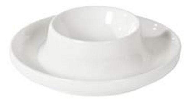 Oferta de MOON Huevera blanco A 2,5 cm; Ø 4,5 cm por 1,39€