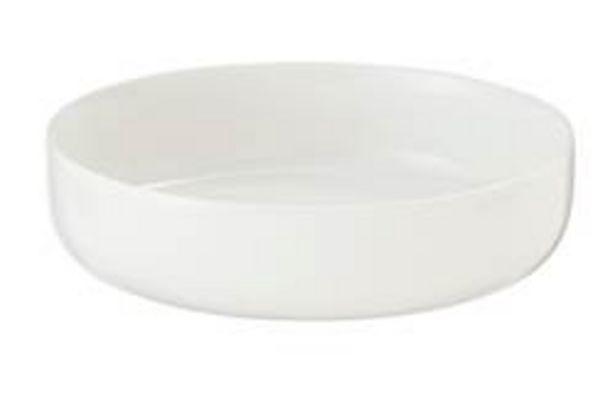 Oferta de MOON Cuenco blanco A 6 cm; Ø 22 cm por 9,09€