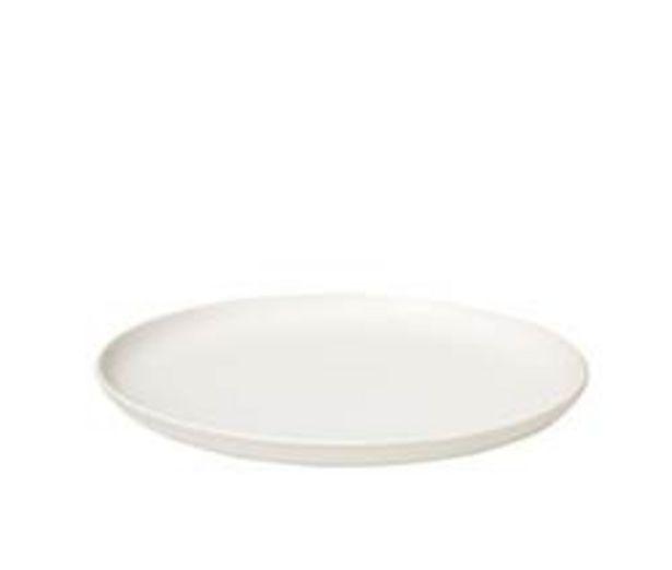 Oferta de SKY WHITE Plato de postre blanco Ø 21 cm por 3,96€