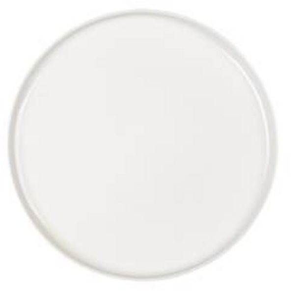 Oferta de MOON Plato blanco Ø 31 cm por 9,09€