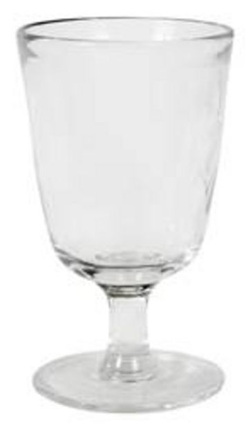 Oferta de TOCCA Copa de vino transparente A 14 cm; Ø 8 cm por 3,49€