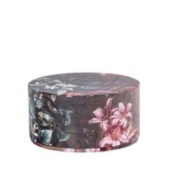 Oferta de LILY Cajas redondas multicolor A 13 cm; Ø 26 cm por 9,95€