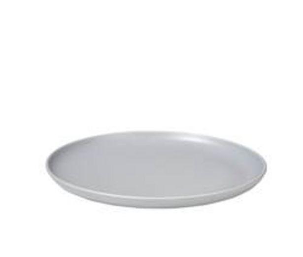 Oferta de SKY GREY Plato de postre gris Ø 21 cm por 3,96€