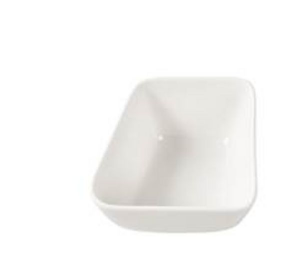 Oferta de POINT. Cuenco blanco A 5,8 x An. 10,9 x L 10,9 cm por 1,47€
