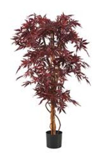 Oferta de MAPLE Planta artificial varios colores A 150 cm; Ø 50 cm por 135,15€
