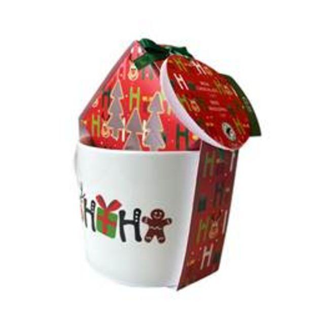 Oferta de HOHOHO J/regalo chocolate & mellows chocolate con leche blanco por 9,95€