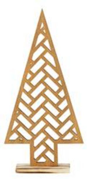 Oferta de ESPINA Árbol decorativo marrón por 3€
