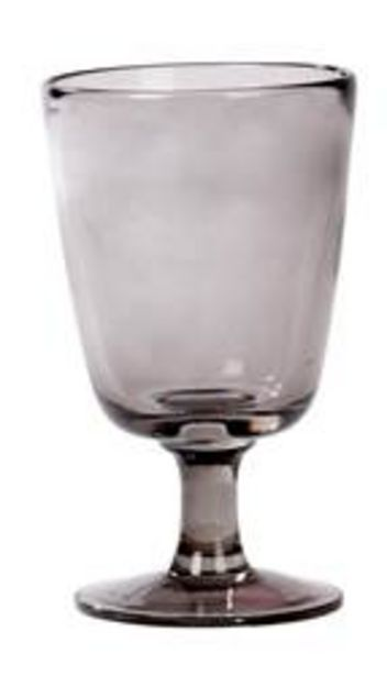 Oferta de TOCCA Copa de vino gris A 14 cm; Ø 8 cm por 3,49€