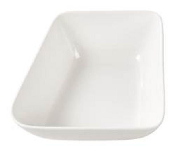 Oferta de POINT. Cuenco blanco A 7 x An. 17.2 x L 17.6 cm por 4,47€
