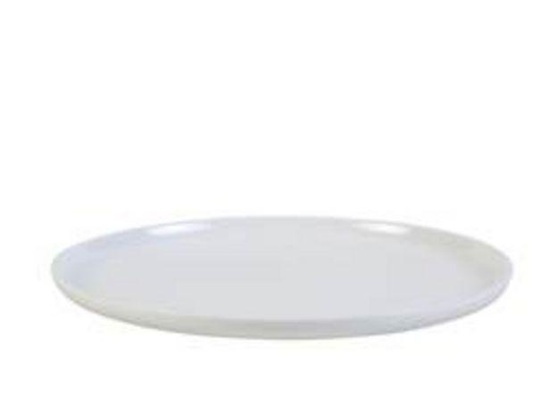 Oferta de MOON Plato de postre blanco Ø 19 cm por 2,79€