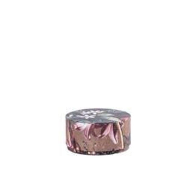 Oferta de LILY Cajas redondas multicolor A 7 cm; Ø 14 cm por 5,95€