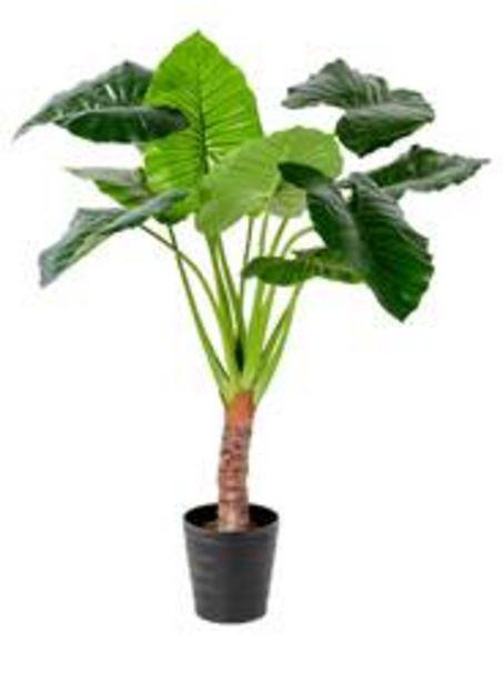Oferta de TARO Planta artificial ARO verde A 130 x An. 110 cm por 109,65€