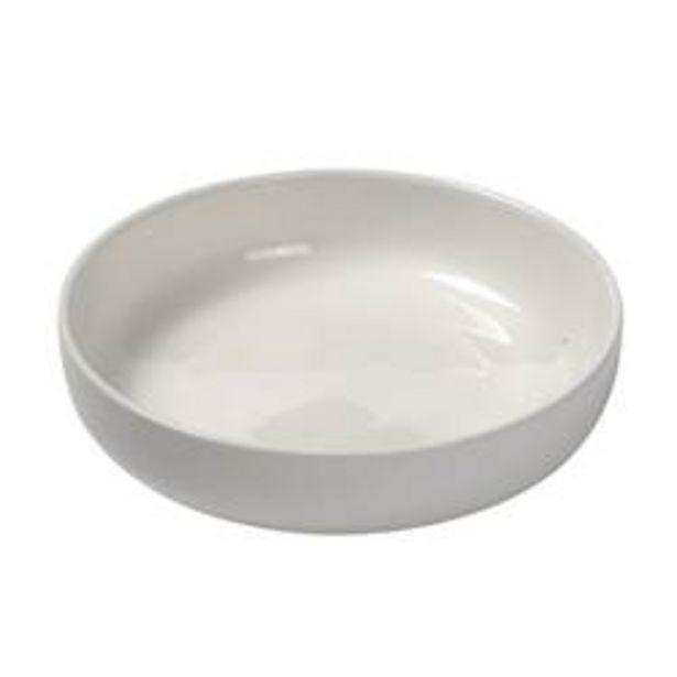 Oferta de MOON Plato hondo blanco A 5 cm; Ø 18,7 cm por 4,89€
