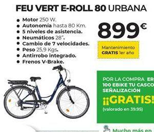 Oferta de Bicicletas por 899€