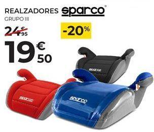 Oferta de Silla infantil Sparco por 19,5€