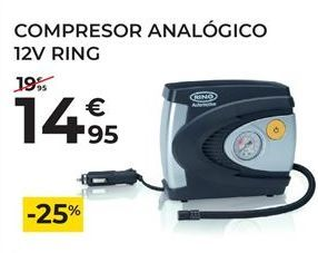 Oferta de Compresor de aire por 14,95€