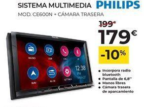Oferta de Sistema audio video Philips por 179€