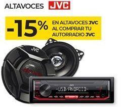 Oferta de Altavoces JVC por