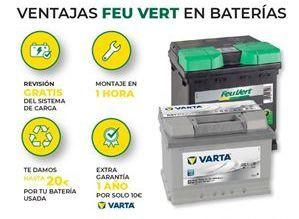 Oferta de Batería de coche Varta por