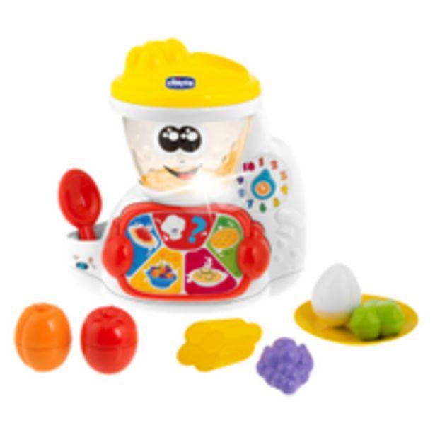 Oferta de Cooky Robot de Cocina Bilingüe por 27,99€