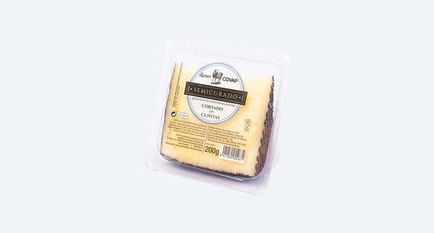 Oferta de Queso de Leche Pasteurizada de Oveja Semicurado por 3,2€