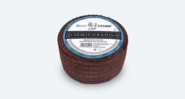 Oferta de Queso de Leche Pasteurizada de Oveja Semicurado por 34€