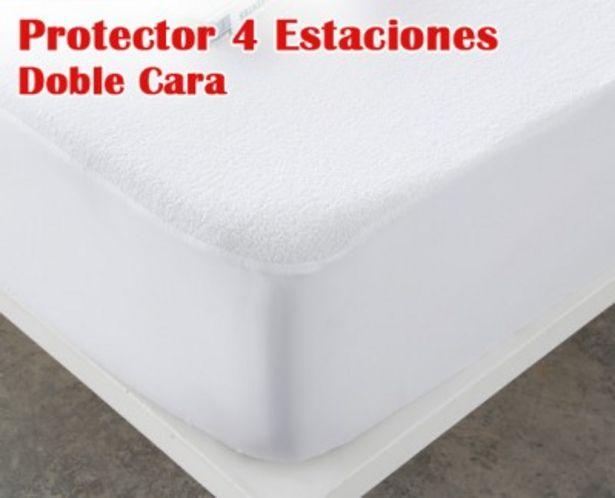 Oferta de Protector doble cara 4 estaciones Impermeable de HOME por 18,99€