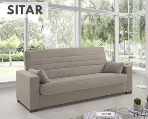 Oferta de Sofá cama Sitar de HOME por 329,99€